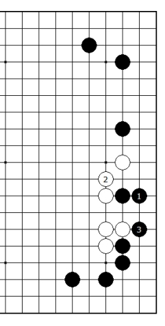 Diagram 3 - Black calm