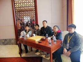 Jingcai Team - Cao Dayuan